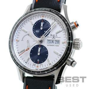 【仮】ボールウォッチ【BALLWATCH】ストークマンストームチェイサープロCM3090C-L1J-WHメンズホワイトステンレススティール腕時計時計STOKEMANSTORMCHESERPROWHITESS【中古】