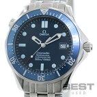 【仮】オメガ【OMEGA】シーマスタープロフェッショナル3002531.80メンズブルーステンレススティール腕時計時計SEAMASTERPROFESSIONAL300BLUESS【中古】