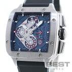【仮】クストス【CVSTOS】エヴォスクエアハイフィディリティCVE45-CHR-HFSTメンズブラックステンレススティール腕時計時計EVOSQUAREHIGHFIDILITYBLACKSS【中古】