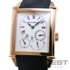 【仮】ジラール・ペルゴ【GIRARDPERREGAUX】ヴィンテージ1945XXL25845-52-714-0メンズホワイトK18ピンクゴールド腕時計時計VINTAGE1945XXLWHITEK18PG【中古】