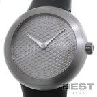 【仮】アイクポッド【IKEPOD】ヘミポッド・ホライズンHHT20メンズシルバーチタン腕時計時計HEMIPODHORIZONSILVERTI【中古】