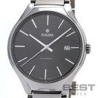 【仮】ラドー【RADO】トゥルーR27057102メンズブラックセラミック腕時計時計TRUEBLACKCE【中古】