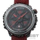 【仮】ボンバーグ【BOMBERG】BB-01オートマティックカタコンベCT43APBA.25-2.11メンズブラックステンレススティール(ブラックPVD加工)腕時計時計BB-01AUTOMATICCATACOMBBLACKSS(PVD)【中古】
