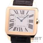 【仮】カルティエ【CARTIER】サントスデュモンLMW2006951メンズシルバーK18ピンクゴールド腕時計時計SANTOSDUMONTLMSILVERK18PG【中古】