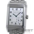 【仮】ジャガー・ルクルト【JAEGERLECOULTRE】レベルソグランドリザーブ240.8.14(Q3018120)メンズシルバーステンレススティール腕時計時計REVERSOGRANDERESERVESILVERSS【中古】
