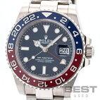 【仮】【OH済】ロレックス【ROLEX】GMTマスター2116719BLROメンズブルーK18ホワイトゴールド腕時計時計GMT-MASTER2BLUEK18WG【中古】