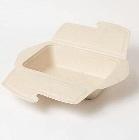 Sabert バガス フードパック 150x210x60mm 150入 丈夫 業務用 レンジOK ランチボックス使い捨て カフェ丼 サスティナブル 再生紙 紙容器 紙トレイ おしゃれ ペーパーウエア カフェ 環境配慮 食品容器 弁当箱 紙製 テイクアウト テイクアウト容器 持ち帰り 容器