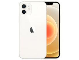 【国内版SIMフリー・未開封】アップル Apple iPhone 12 64GB ホワイト 白ロム SIMロック解除済品 スマホ本体