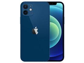 【国内版SIMフリー・未開封】アップル Apple iPhone 12 64GB ブルー 白ロム SIMロック解除済品 スマホ本体 5G対応
