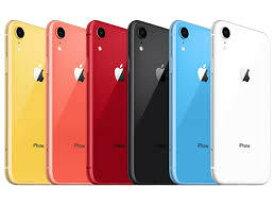 【新品未開封/ 国内版SIMフリー】iPhone XR 256GB ブラック/ホワイト/レッド 【Apple正規整備品】本体のみ 白ロム スマホ 本体