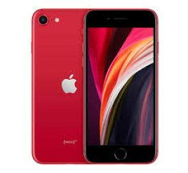 【国内版SIMフリー】【新品・未開封品】iPhone SE 第2世代(2020年モデル) 64GB レッド 【正規SIMロック解除済】アイフォン スマホ 本体
