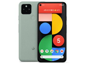 Google Pixel 5 128GB 国内版SIMフリー 5G対応 本体 G5NZ6 新品未使用 正規SIMロック解除済み Sorta Sage 白ロム