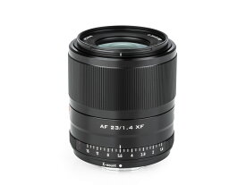 「新品&正規品」Viltrox AF 23 / 1.4 XF 23mm F1.4 大口径 カメラ交換レンズ xマウント レンズ オートフォーカス 内蔵STMステッピングモーター 夜景/風景/人文/肖像に最適 富士フイルム Xマウント