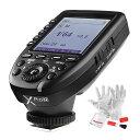 【正規品】GODOX Xpro-N送信機 TTL2.4Gワイヤレスフラッシュトリガー 高速同期 1 / 8000s Xシステム Nikon一眼レフカメラ対応 技適マー…