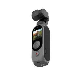 【人気二世代新品】XiaoMi新型 FIMI PALM 2 ジンバルカメラ 3軸 4Kビデオカメラ ポケットスタビライザー 128°超広角防振撮影 308分稼働時間 4倍スローモーション 内蔵Wi-Fi (Xiaomiエコシステム製品)