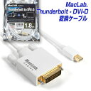 Thunderbolt Displayport ケーブル ホワイト