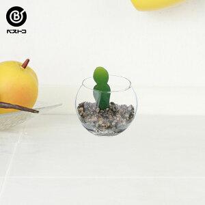 フェイク テラリウムグリーン グラス丸S 2 | 観葉植物 壁掛け 壁かけ フェイク ミニ 人工観葉植物 造花 多肉植物 小さい インテリアグリーン おしゃれ プレゼント ギフト コンパクト セット