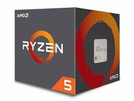 ◇【AMD】Ryzen 5 2600 with Wraith Stealth cooler YD2600BBAFBOX