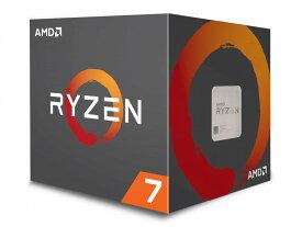 ◆お一人様1個の限定価格となります。【AMD】Ryzen 7 2700X with Wraith Prism cooler YD270XBGAFBOX