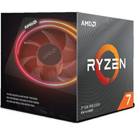 ◇在庫のみ特価です。AM4【AMD】Ryzen 7 3800X with Wraith Prism cooler 100-100000025BOX