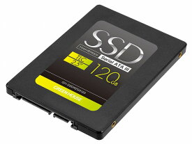 ◆○SSD 2.5インチ SATA 6Gb/s【グリーンハウス】GH-SSDR2SA120