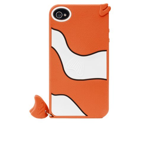 ◆○iPhone 4/4S用 ソフトケース クリーチャーズケース【ケースメイト(CASE-MATE)】CM016351(CASE-MATE)
