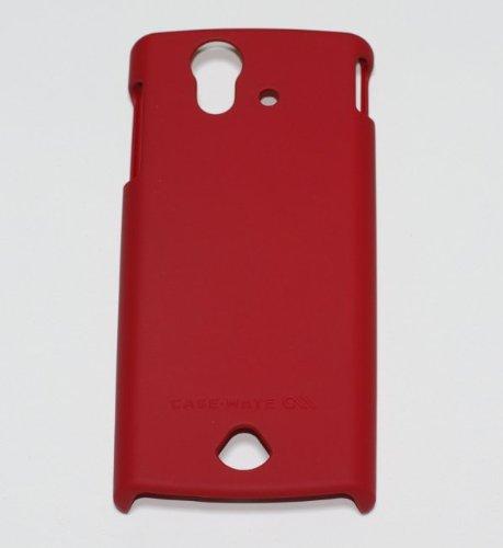 ◆○Sony Xperia ray用 薄型ハードケース ベアリーゼアー【ケースメイト(CASE-MATE)】CM016964(CASE-MATE)