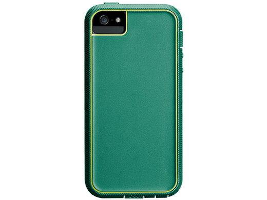 ◆iPhone 5ハイブリッドケース エクストリームタフ【ケースメイト(CASE-MATE)】CM022428 [EMERALD GREEN/CHARTREUSE GREEN]