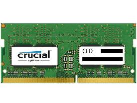 ◆○DDR4メモリ【Crucial (CFD)】D4N2400CM-16G (16GX1枚)