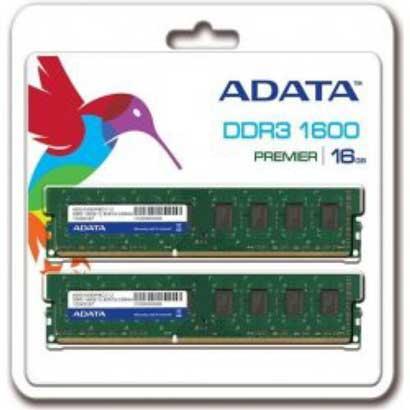 ◆△新型番AD3U1600W8G11-Dでの発送となります。【ADATA】AD3U1600W8G11-2 (or 語尾型番が-D/8GX2枚/1.5V)