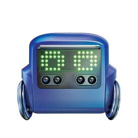 ◆在庫特価!!手のひらサイズのキューブ型ロボット【タカラトミー】オムニボット ハロー! QB [ブルー]