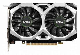 ◆PCI-E【MSI】GeForce GTX 1650 D6 VENTUS XS OCV1
