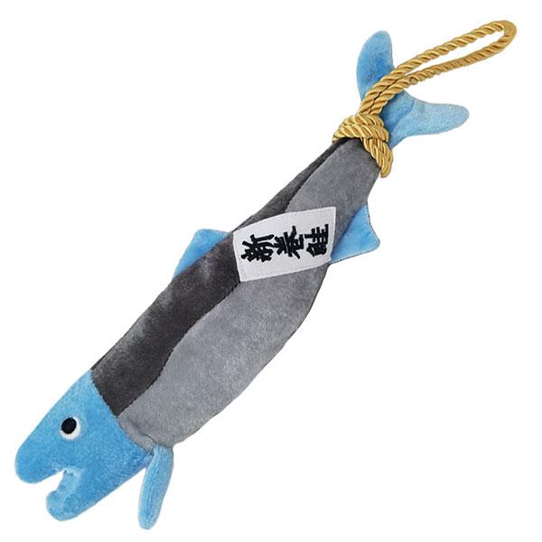 ユニークな犬のおもちゃ|新巻鮭のぬいぐるみ ( ベストエバー 犬のおもちゃ Love Pets by BESTEVER 音が鳴る かわいい おもしろ ペット用 アラマキジャケ )