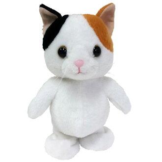 움직이는 고양이 인형 | 워킹 토킹 고양이 ミケネコ
