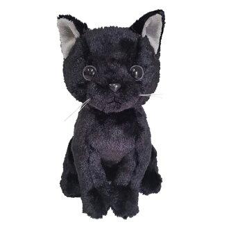 Premium Kitty Black Cat (Kuroneko) (Plush cat / Stuffed Toy)