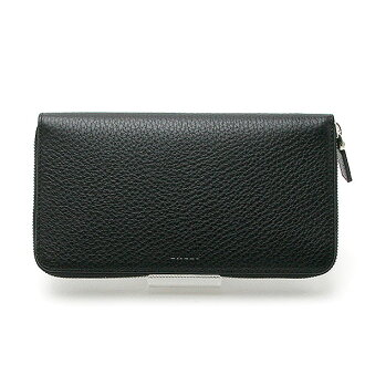 Bally BALLY zip around wallet (BLACK) MATONS 670 05P06May14 fs04gm apap8