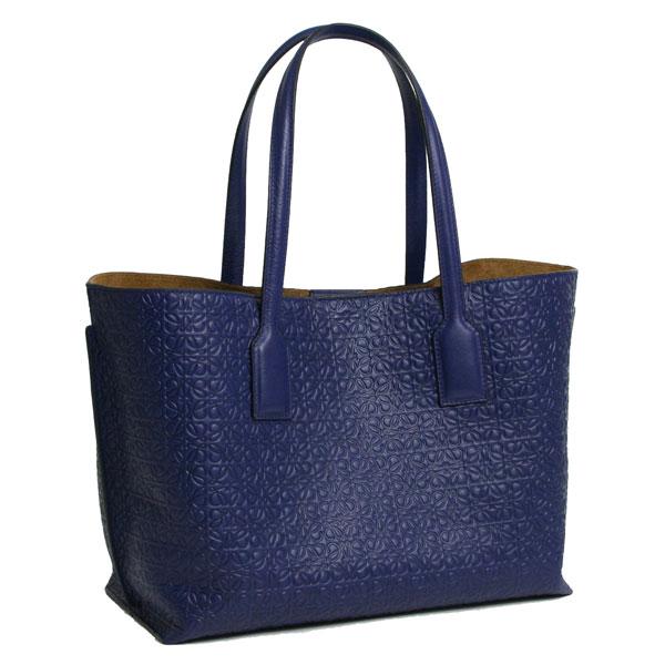 『セール SALE』ロエベ LOEWE【T SHOPPER】 トートバッグMARINO/NAVY BLUE (ネイビーブルー)30589N94 5110【送料無料】 【あす楽対応】【人気アイテム】