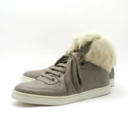 促銷SALE古馳GUCCI女士Sfar修剪高頂互鎖式握桿G運動鞋NEW FANGO/NATURAL 270397 A9LD0 2856