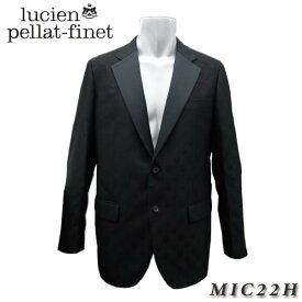 『セール ポイント5倍』ルシアンペラフィネ LUCIEN PELLAT FINETスカル メンズジャケット ブラック MIC22H【送料無料】 【コンビニ受取】 【ロッカー受取】 【国際配送】