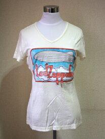 『セール SALE』スワッグ SWAG【Led Zepplin】 プリント Tシャツ ナチュラルLED9007【あす楽対応】 【コンビニ受取】 【ロッカー受取】 【国際配送】