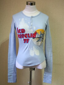 『セール SALE』スワッグ SWAG【Led Zepplin】 プリント ロングTシャツLED9008【あす楽対応】 【コンビニ受取】 【ロッカー受取】 【国際配送】