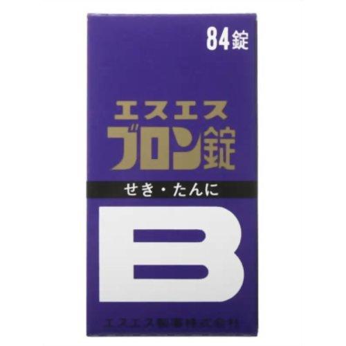 【第(2)類医薬品】【あす楽】 エスエスブロン錠 84錠(4987300010921)