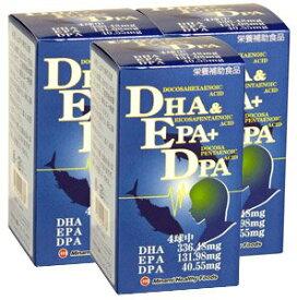 DHA&EPA+DPA 120球 【3個セット】(4945904010778-3)
