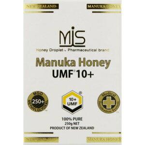 MISマヌカハニー UMF10+ 250g【お取り寄せ】(9421904179042)