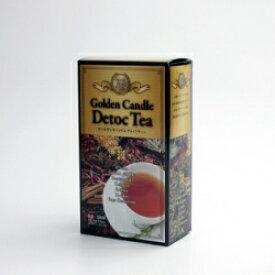 15包入【約30杯分】【送料無料】今だけ増量中!ゴールデンキャンドルデトックティー【ハーバルデトックティー/G-Detoc Herb Tea】の姉妹品です[デトックス ハーブティー 便秘解消 デトックスティー デトックティー 茶
