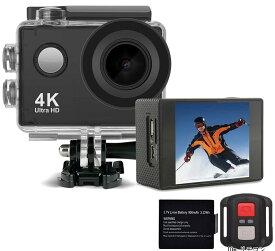 【送料無料・税込み】最新 4K ウエアラブル カメラ S2tb アクション Wi-Fi sony 製 CMOS センサー 搭載 全部 入り オールインワン セット 高画質 動画 撮影 写真 タイムラプス ドローン spy camera アプリ 証拠 録音
