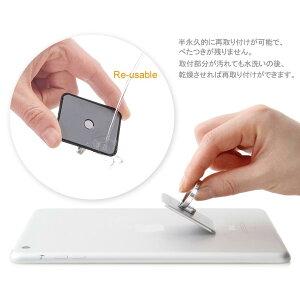 EssentialsBunkerRing〈正規品〉バンカーリング【新全9色】スマートフォン・タブレットPCを指1本で保持・落下防止・スタンド機能・着脱可能〈ヤマトネコポス便配送〉