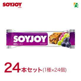 大塚製薬 SOYJOY ソイジョイ 24本セット(1種×24個) 送料無料 まとめ買い キャッシュレス ポイント還元