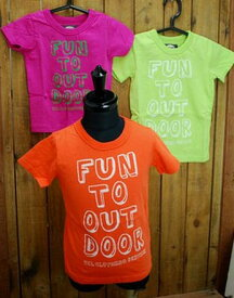 SALE セール メール便限定送料無料OIL OUTDOOR PLUS キッズ FUN TO OUT DOORTシャツOIL CLOTHING SERVICE 子供服