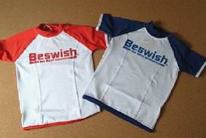 Beswish ビスウイッシュ ラッシュガード 水着 135cm 男の子 女の子